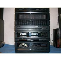 Sharp Stereo Preamplificador Vintage Raro Coleccion