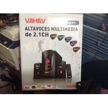 Minicomponente Vamav 7000 W New Con Control