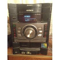 Sony Genezi Mhc Gtx 88 Minicomponente
