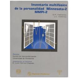 Minnesota Mmpi-2 Inv.multifasico Plantillas D Calificación S