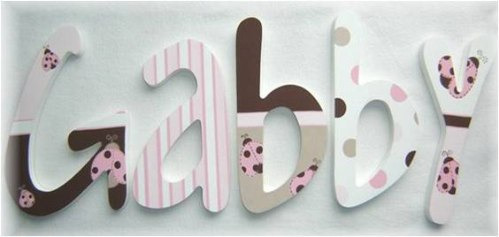 Letras Para Habitacion Bebe Decoracin Del Hogar Prosalocom
