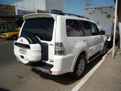 Mitsubishi Montero 4x4 2012