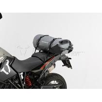 Huskvarna Maleta Impermeable Para Moto 45lts