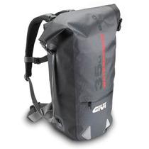 Mochila - Bolsa Seca - Givi Wp403 Para Moto