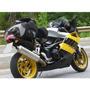 Bmw Maleta Trasera Sw Motech Semi-rigida 50-65lt Moto