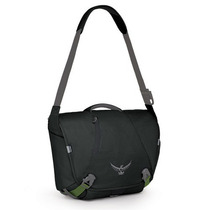 Mochila Backpack Flapjack Courier Negro Talla U Osprey Packs