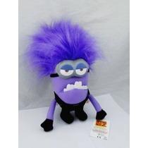 Despicable Me2 3d Purple Evil Minion 12 Regalos De Peluche