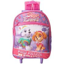 Pequeño Balanceo Mochila Paw Patrol Skye Everest Pink 392498