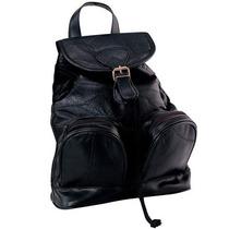 Backpack Mochila Ligera De Piel Viaje Equipaje Mano Carry On