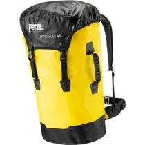 Mochila Petzl Transporte Paquete 42 L Ibras Amarillo