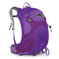 Mochila Backpack Sirrus 24 Purpura Talla Ch/m Osprey Packs