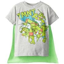 Carpa Grupo Cabo Camiseta Teenage Mutant Ninja Turtles Littl