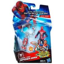 The Amazing Spider-man Lagarto Trampa Spider-man 3,75 Pulgad