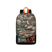Mochila Backpack Bunker Print M Bkpk Cafe/verd Gsh6 Dc Shoes