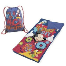 Disney Hk317995 Mickey Mouse Bolsa De Pijamas Set