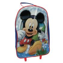 Mickey Mouse Equipaje - Disney Ruedas Bag Kids Oficial