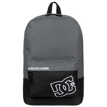 Mochila Viaje Bunker Cb Anthracite Original Dc Shoes Holiday