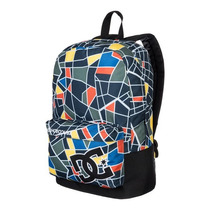 Mochila Backpack Bunker Print Btn6 Dc Shoes