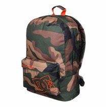 Mochila Backpack Bunker Print Gnr1 Dc Shoes