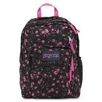 Mochila Backpack Jansport Big Student Lipstick Pink Tea Rose