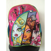 Mochila Backpack Monster High, Maa