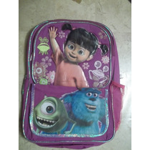 Backpack Mochila Monster Inc Boo