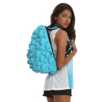 Hot Topic Mochila Azul Madpax Bubble Full Pack Teal My