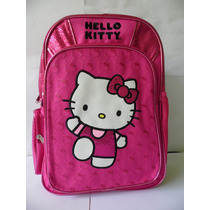 Mochila 100% Original Hello Kitty A Solo $365
