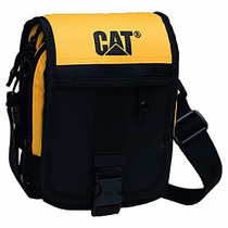 Bolsa Viaje Mochila Mariconera Ronald Negro Cat Equipaje