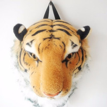 Mochila De Cabeza De Tigre Moda Japonesa Bolsa Envio Gratis