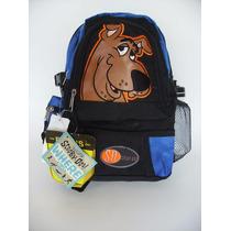 Mochila Scooby Doo, Niños, Kinder, Preescolar, Escolar