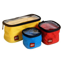Cubos Organizadores Lego® Originales Set De 3 Piezas