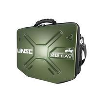 Mochila Warthog Halo Messenger Bag Maletín Oficial P/ Laptop