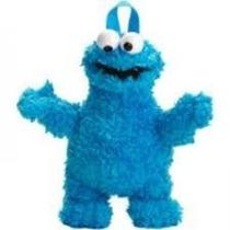 Mochila Sesame Street Cookie Monster 13 \mochila Felpa