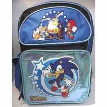 Mochila Sonic The Hedgehog 16 Mochila \
