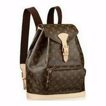-wow¡ Hermosa Mochila Backpack Louis Vuitton Palk Disponible