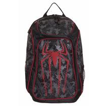 Mochila Back Pack El Sorprendente Hombre Araña