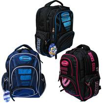 Mochila Back Pack Escolar Chica, Paseo O Viaje 3 Colores