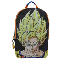 Mochila Primaria Escolar Niño Dragon Ball Super Goku 7820-1