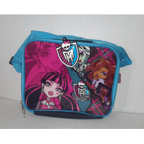 Lonchera Termica Original De Monster High