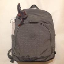 Mochila Backpack Kipling Escuela Gym Viaje 100% Original