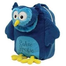 Mochila Cutie Hootie Buho Azul