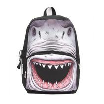 Mochila Backpack Tiburón Compartimento Tablet Mojo Neon
