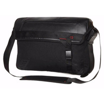 Mochila Oakley Messenger Halifax Jet Black Laptop Tablet