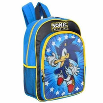 Mochila Sonic The Hedgehog Backpack