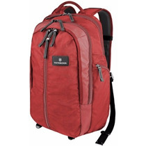 Vertical Zip Laptop Back Pack Victorinox, Remate Hot Sale!!!
