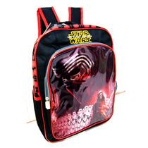 Mochila Escolar Star Wars Nueva Original