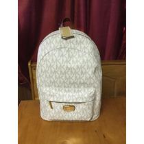 Backpack Michael Kors Original Mochila Mk 100% Autentica
