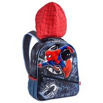 Mochila Spiderman El Hombre Araña Marvel Disney Store Nueva