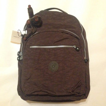 Mochila Backpack Kipling Seoul Escuela 100% Orig. P,laptop